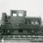 woodgas locomotive