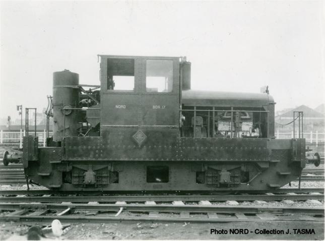 woodgas locomotive