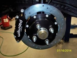 LH front brake