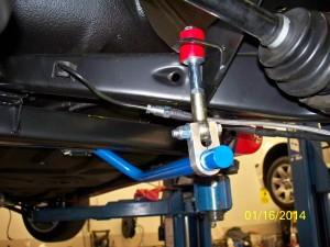 disc brake inside