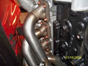 engine block headers