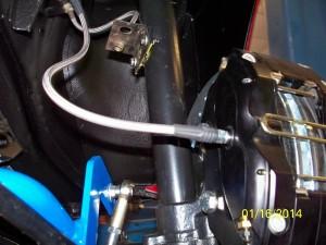 front brake 2