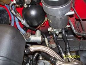 oil filter hydro boost