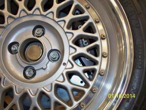 wheel discbrake